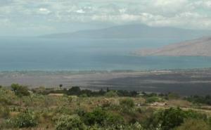 Панорама острова Мауи на Гавайских островах