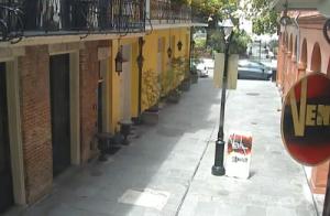 Обменная Аллея в Новом Орлеане
