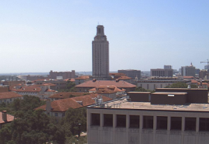 Главный корпус Техасского университета в Остине