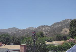 Территория Альтадена в Калифорнии