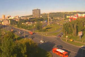 Проспект Ленина в Нижнем Новгороде