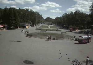 Парк культуры и отдыха имени 30-летия ВЛКСМ в Омске