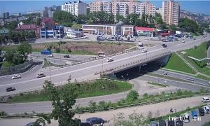Улица Окатовая во Владивостоке