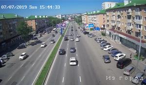 Проспект 100-летия Владивостока, выезд из Владивостока