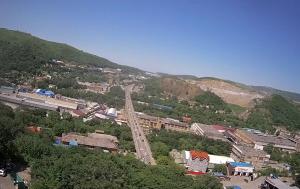 Рудневский мост во Владивостоке
