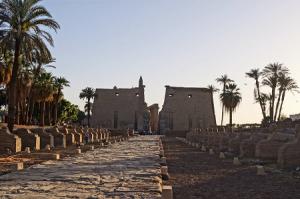 Луксорский храм в Египте