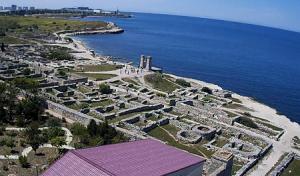 Херсонес Таврический в Севастополе в Крыму