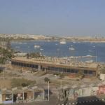 Район Наама-Бей в Шарм-эль-Шейхе в Египте
