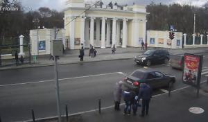 Парк Горького в Харькове на Украине