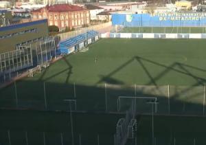 Стадион Металлист в Харькове на Украине