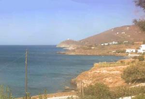 Погодная веб камера на острове Андрос в Греции