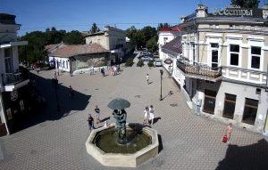 Музей Александра Грина в Феодосии