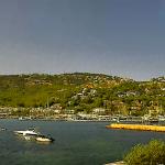 Бухта курорта Порт д Андрач на острове Майорка