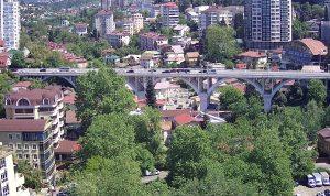 Верещагинский виадук в Сочи