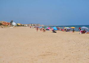 Пляж Лес Девесес в городе Дения в Испании
