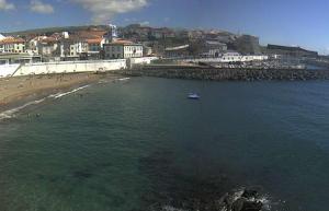 Ангра-ду-Эроишму на острове Терсейра в Португалии