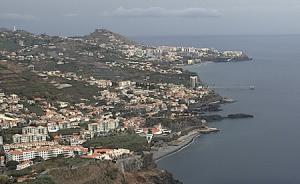 Камара-ди-Лобуш на острове Мадейра в Португалии