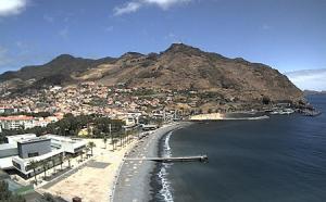 Побережье Машику на острове Мадейра в Португалии