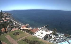 Побережье Паул-ду-Мар на острове Мадейра в Португалии