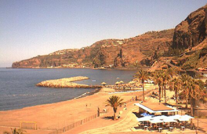 Рибейра-Брава на острове Мадейра в Португалии