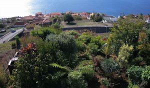 Побережье Кальета на острове Мадейра в Португалии