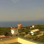 Панорама курортного поселка Утеха в Черногории
