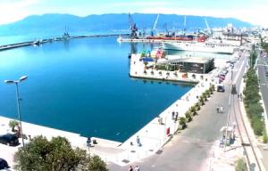 Побережье города Риека в Хорватии