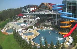 Отель Bukovina на курорте Буковина Татшаньска в Польше