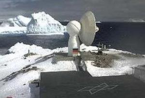 Антарктическая станция О'Хиггинс в Чили