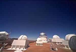 Межамериканская обсерватория Серро-Тололо в Чили