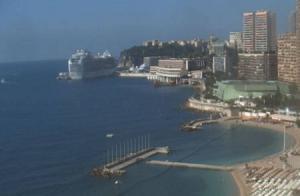 Отель Le Meridien Beach Plaza в Монако