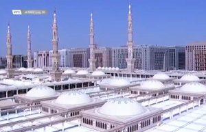 Город Медина в Саудовской Аравии