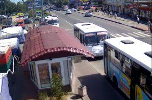 Улица Главная в деревне Новое Девяткино