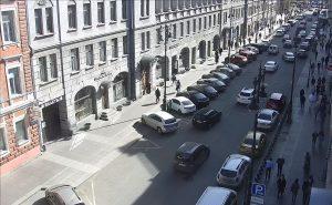 Улица Восстания в Санкт-Петербурге
