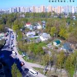 Улица Заречная в Санкт-Петербурге
