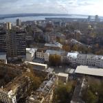 Панорама Днепропетровска на Украине