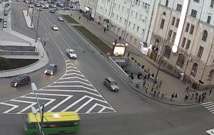 Градусник в Харькове на Украине