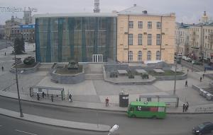 Исторический Музей в Харькове на Украине