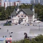 Парк Таганский в Екатеринбурге