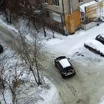 Проспект Космонавтов в Екатеринбурге