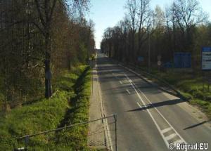 Пограничный Переход Мамоново-Гроново в Калининградской области