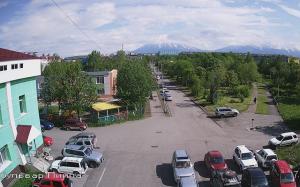Бульвар Пийпа в городе Петропавловск-Камчатский