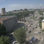 Площадь Сибиряков-Гвардейцев в Новосибирске