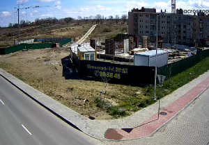 Строительство микрорайона Светлогорск-3 в Светлогорске