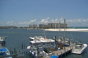 Бухта города Дестин в штате Флорида