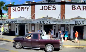 Бар Sloppy Joe's в Ки-Уэст во Флориде