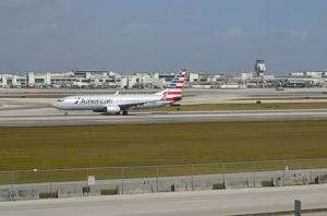 Международный аэропорт Майами в штате Флорида
