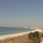 Пляж в Сент-Питерсберг в штате Флорида