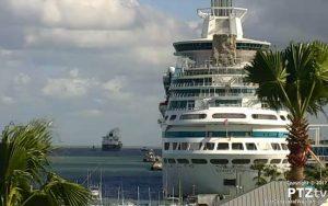 Порт Канаверал в городе Кейп-Канаверал во Флориде