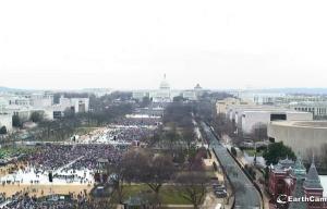 Национальный Молл в Вашингтоне